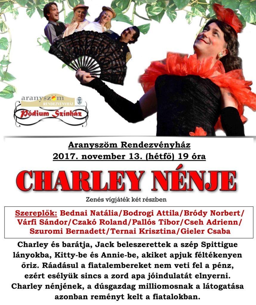 charley nénje plakát honlapra
