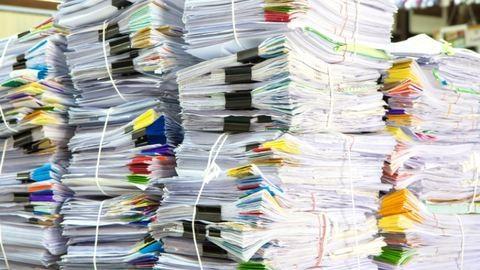 Papírgyűjtés Ruzsa